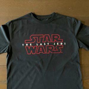 Star Wars The Last Jedi T-Shirt